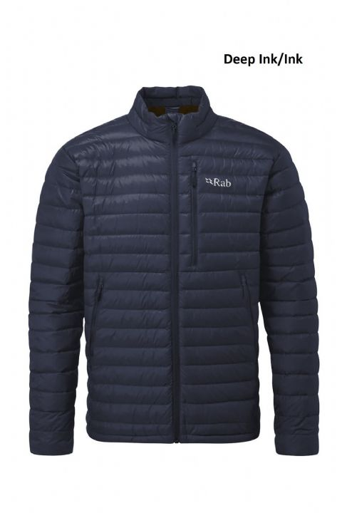 Rab Mens Microlight Jacket - Warm, Lightweight, Quick Dry, Down